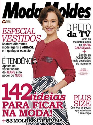 Moda Moldes 76 (Portuguese Edition) by [Editora, On Line]