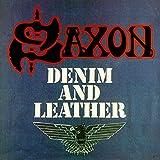 Saxon: Denim And Leather [Vinyl LP] (Vinyl)