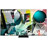 SAMSUNG 85-inch Class QLED Q900T Series - Real 8K Resolution Direct Full Array 32X Quantum HDR 32X Smart TV with Alexa Built-