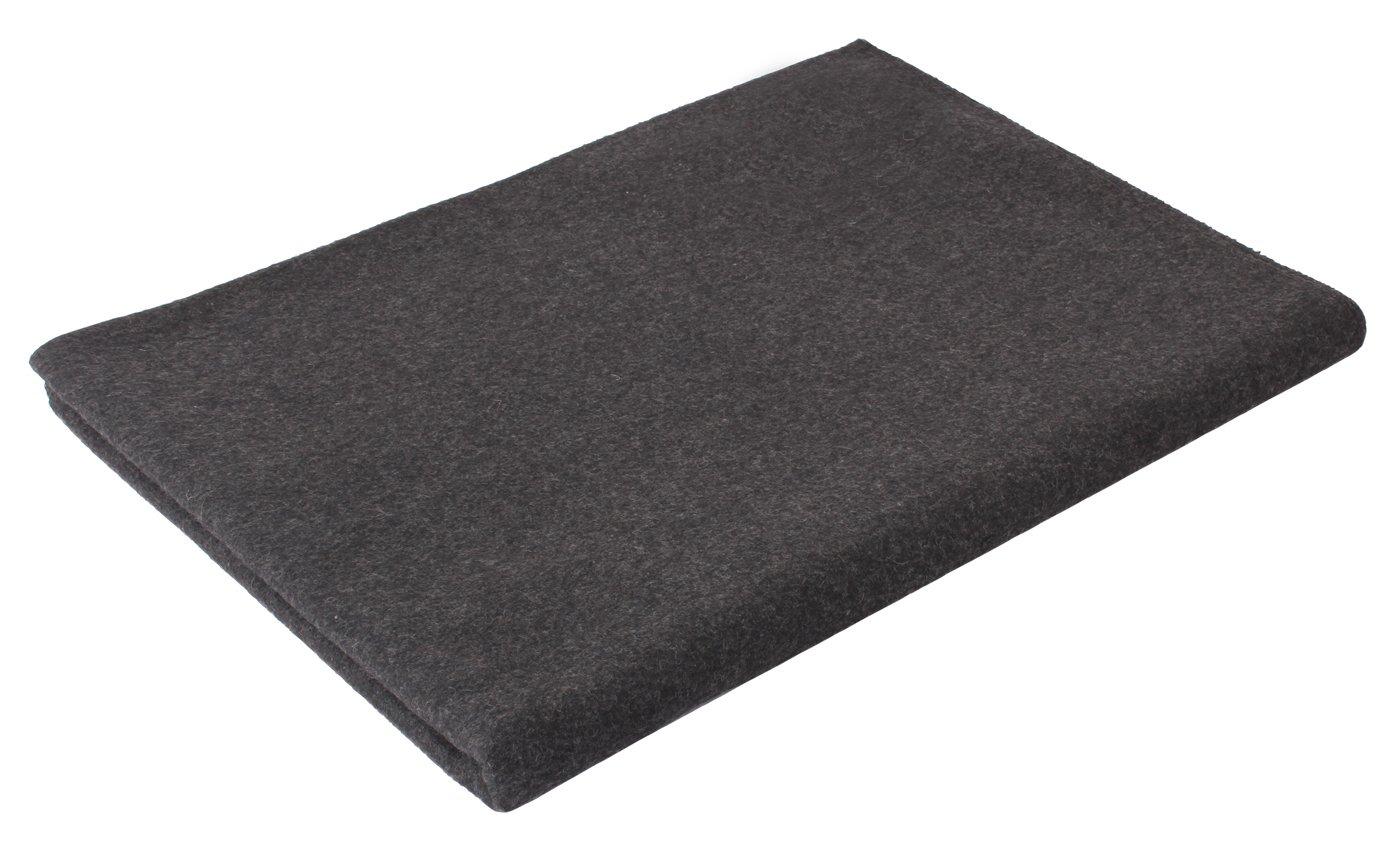 Rothco Wool Blanket, Grey, 62'' x 80'' by Rothco