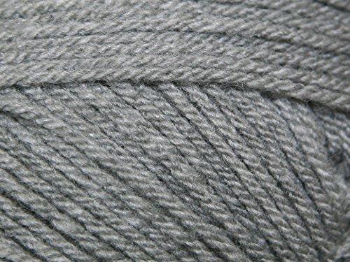 Sirdar (Hayfield) Bonus Aran Wool Knitting Yarn Celtic Grey 997 - per 400g ball by Sirdar