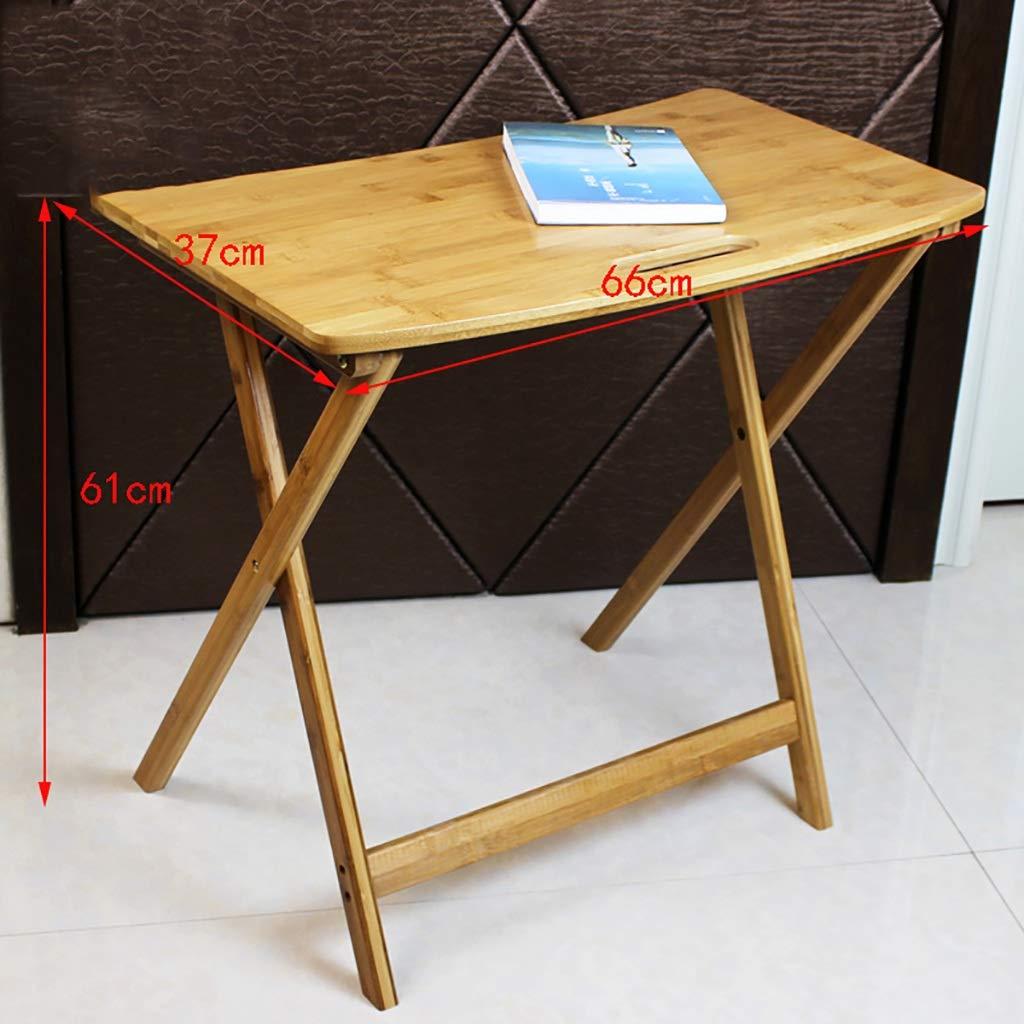 A-Fort Table Mesa de Estudio y Silla de bambú para niños, Juego de ...