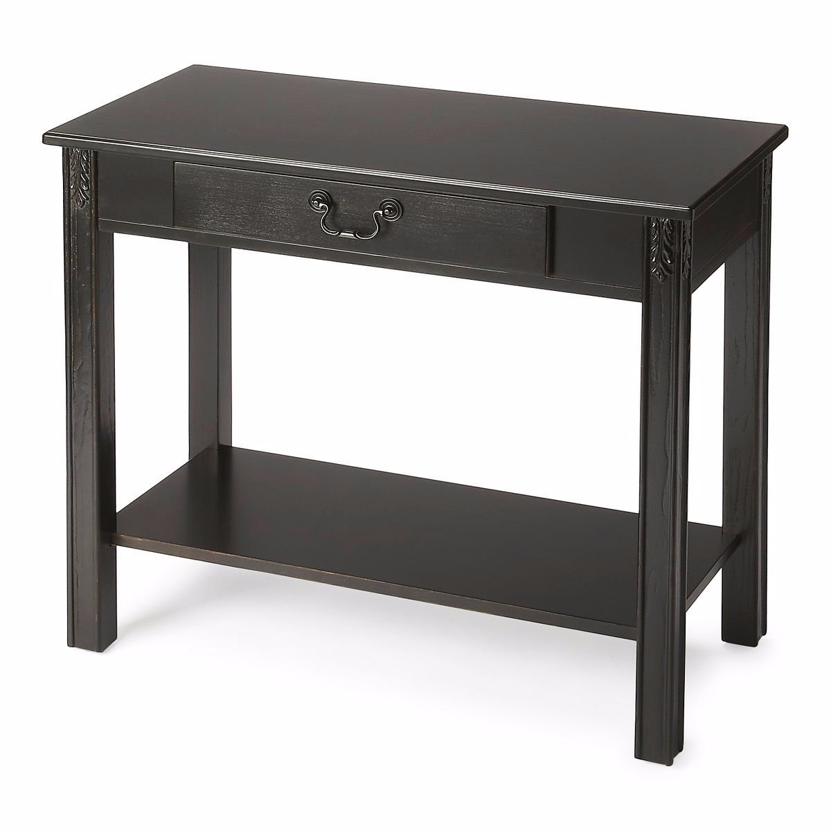 Ambiant Traditional CONSOLE TABLE Black