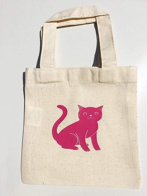 Amazon.com: Mini bolsa de lona de algodón de 24 unidades de ...