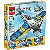LEGO Creator - 31011 - Jeu de Construction - L'avion de Collection