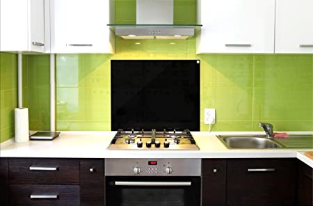 Attractive Splash Guard For Kitchen And Stove, Kitchen Glass Splashback, Splash  Protection, 75 X Great Pictures