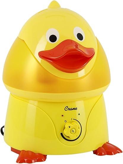 Crane Adorable Cool Mist Humidifier Daphne the Duck