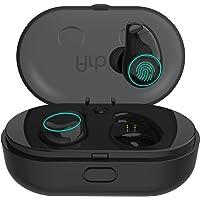 Arbily Écouteurs sans Fil Oreillette Bluetooth 5.0 de Bruit CVC 6.0 Boîte de Charge Etanche IPX 5, Écouteur Contrôle Tactile, Casque Stéréo Sport Mic pour Samsung Huawei iPad Tablette