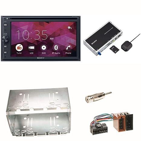Sony XNV-KIT200 CarPlay - Radio para Coche (Android, USB, CD,