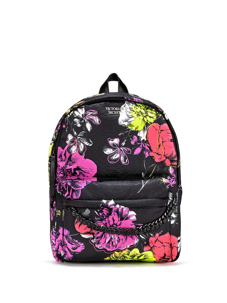 VICTORIA'S SECRET ヴィクトリアシークレット/ビクトリアシークレット ワイルドフラワーシティバックパック/リュック/Bombshell Wild Flower City Backpack [並行輸入品]   B07N4418V8