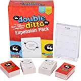Double Ditto Expansion Family Party Board Game 300 New Cards