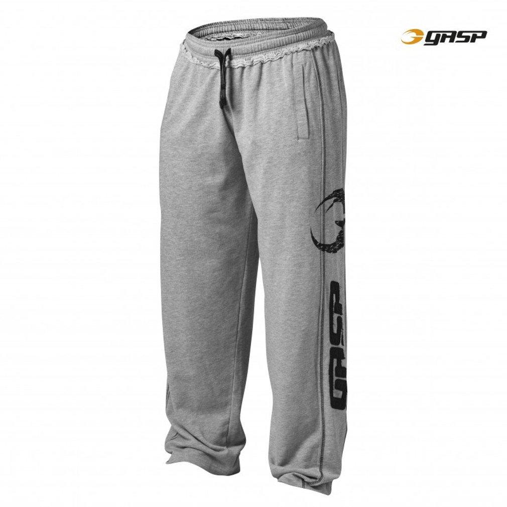 GASP Pro Pro GASP Gym Pant Grau Melange 1b6c4a