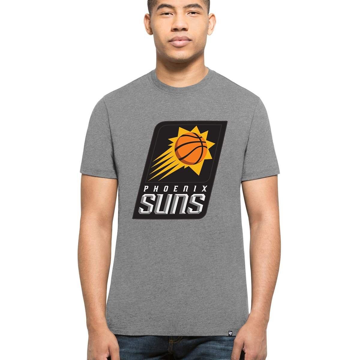 '47 Brand Phoenix Suns Club NBA T-Shirt Grau '47 Brand