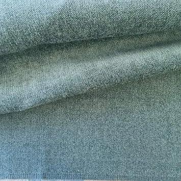 Tela de tapicería lisa - Chenilla - Tacto suave ...