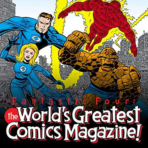 Fantastic Four: The World's Greatest Comics Magazine (2001-2002)