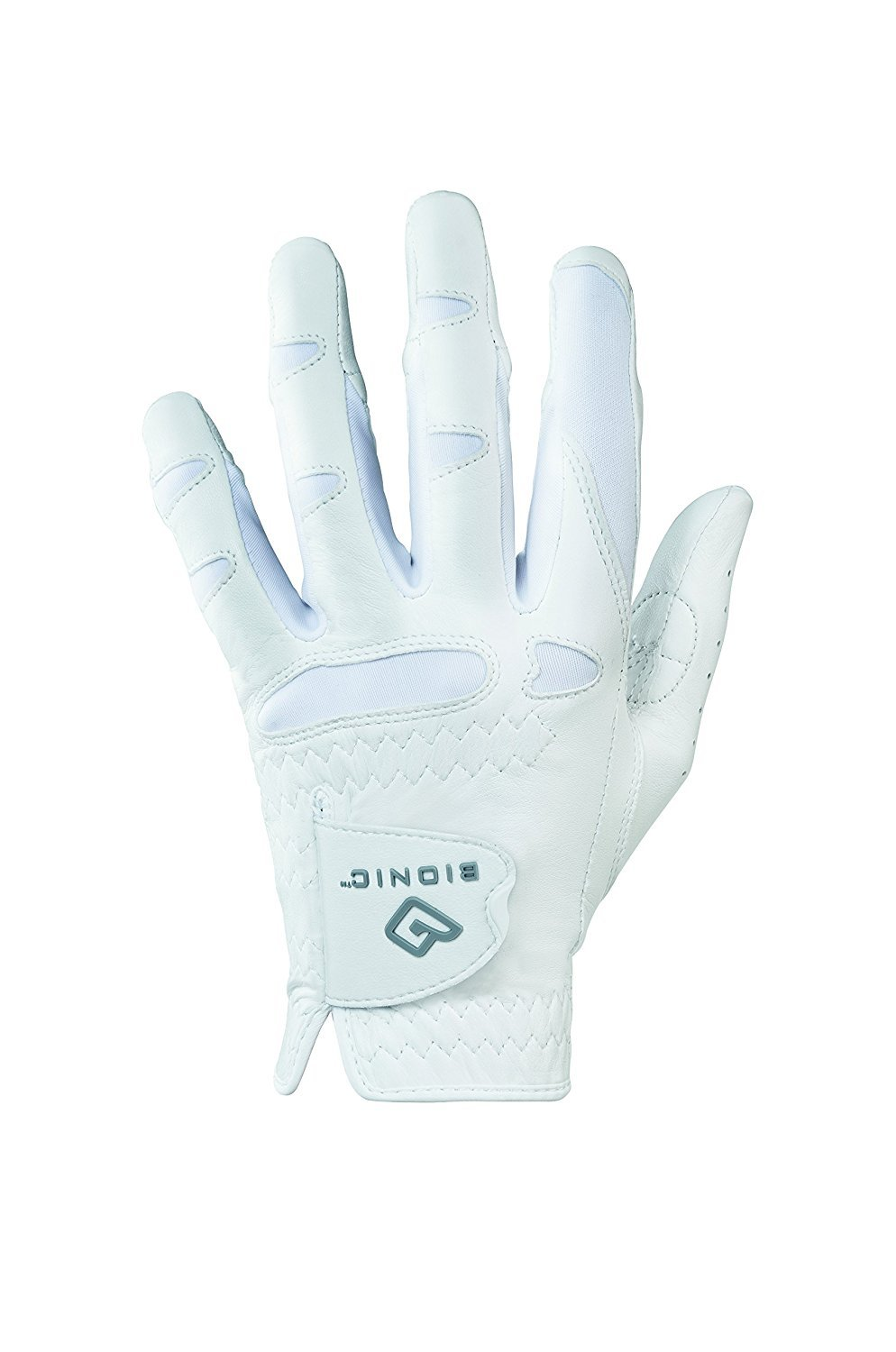 Bionic Gloves GGNWLXL StableGrip With Natural Fit Womens Left Golf Glove, White - XL   B00VF87770