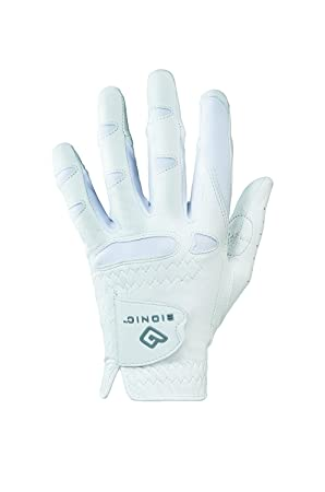 Bionic Women s StableGrip w Natural Fit Golf Glove WH Left XL