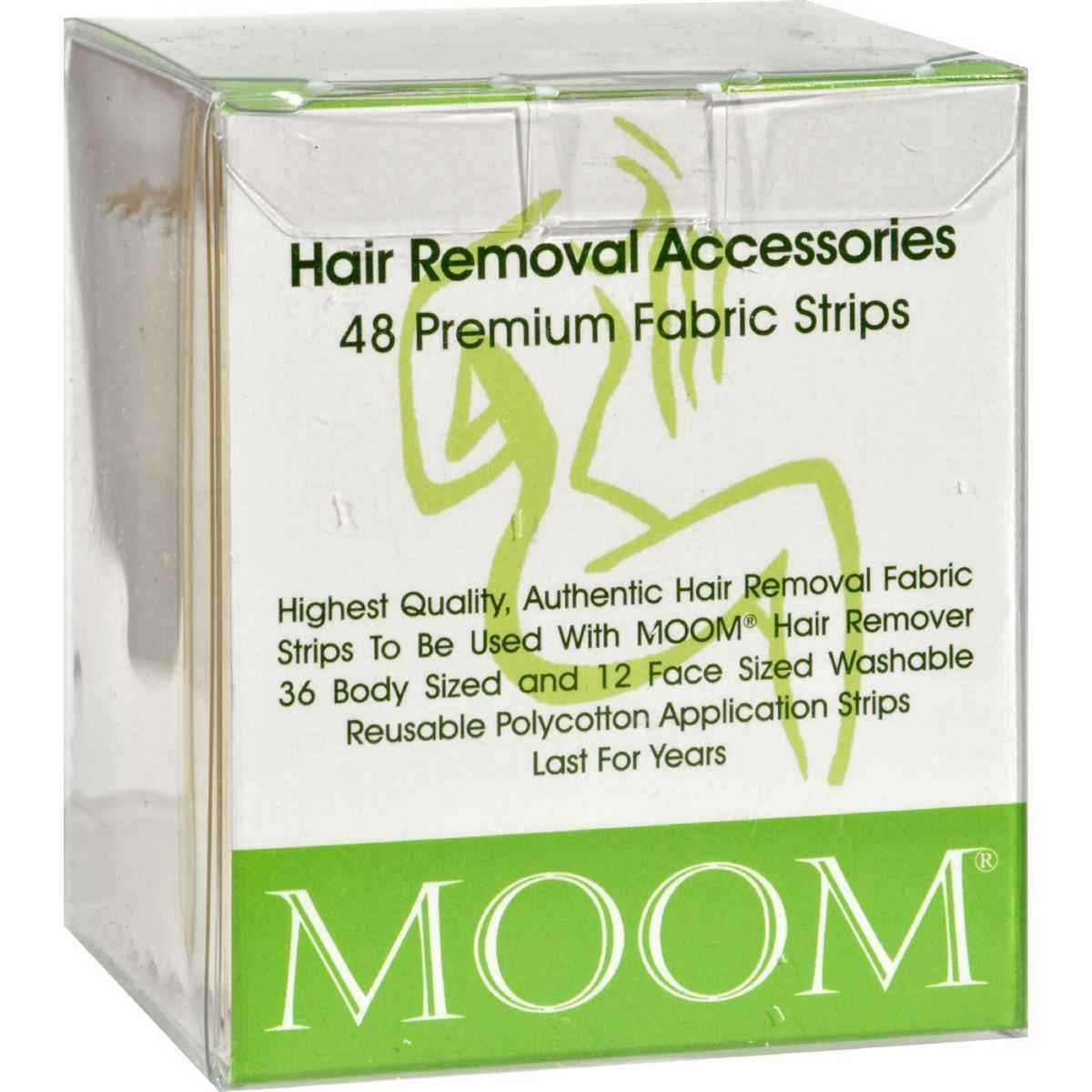 Moom Fabric Strips 48 Ct