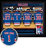 New York Rangers Personalized