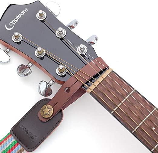XuBa - Correa de Transporte para Guitarra acústica, eléctrica ...