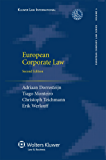 European Corporate Law, second edition