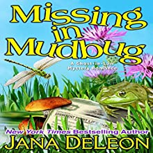 Missing in Mudbug Audiobook by Jana DeLeon Narrated by Johanna Parker
