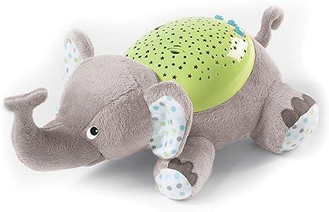 Summer Infant - Proyector infantil, diseño elefante, color gris ...