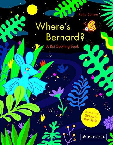 Where's Bernard?: A Bat Spotting Book