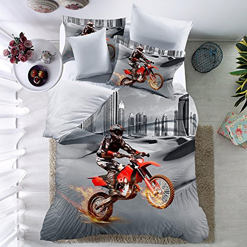 Compare Price Motorcycle Bedding Full On Statementsltd Com