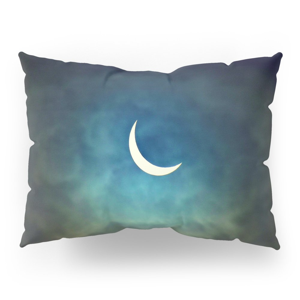Society6 Solar Eclipse 1 Pillow Sham Standard (20'' x 26'') Set of 2