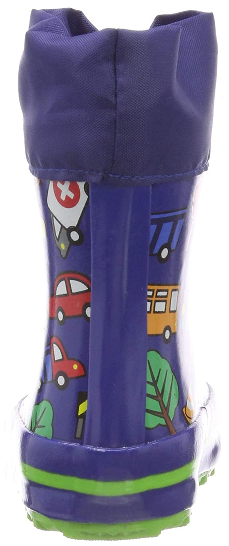 Beck Traffic, Botas de Agua para Niños