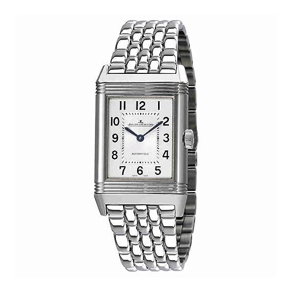 Jaeger LeCoultre Reverso automático damas reloj q2578120: Amazon.es: Relojes