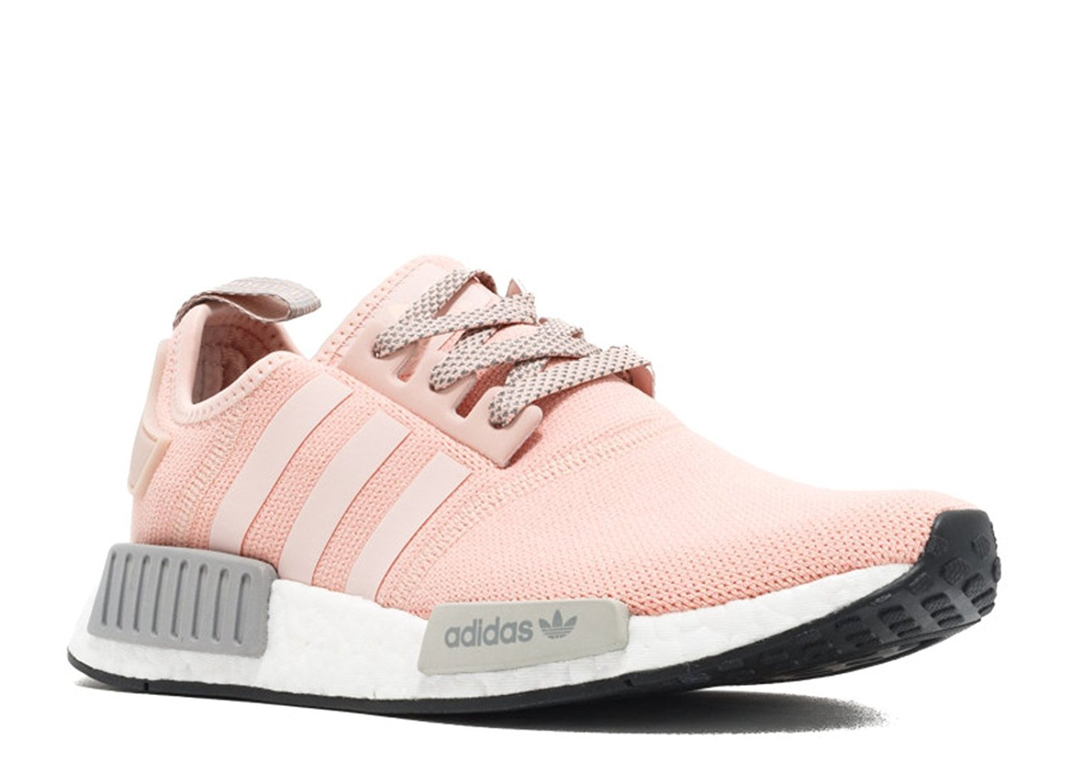 adidas Originals NMD_R1 Womens Running Trainers Sneakers B01N9W788D 7.5 B(M) US|Vapour Pink, Light Onix