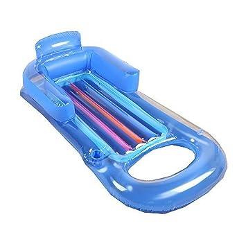 PING reclinable en la parte posterior del flotador de piscina adulto: Amazon.es: Deportes y aire libre