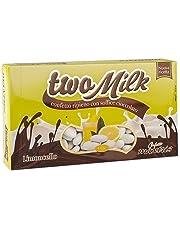 ConfettI MAXTRIS TWO MILK al gusto di LIMONCELLO BIANCHI 1kg