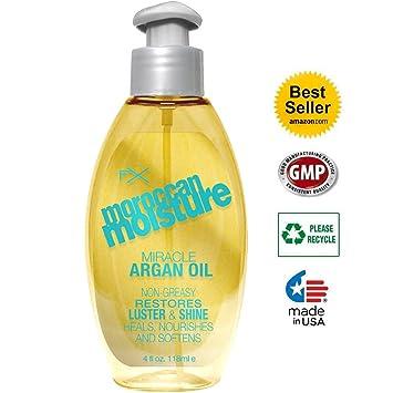 Aceite De Argan Para La Cara Cabello Piel Y Unas - 100% Natural Organico Marroqui