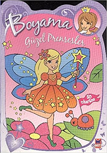 Guzel Prensesler Boyama Kitabi Mor 9786051240282 Amazoncom Books