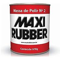 Massa de Polir 2-970g Maxi Rubber