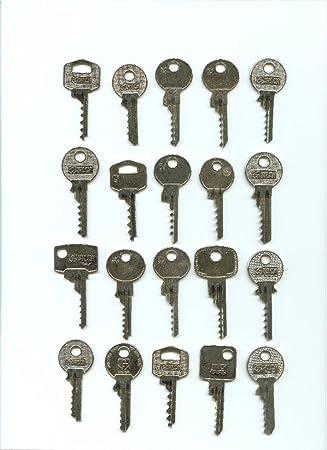 5 tlg. Picklock24 T/ür-/Öffnungskarten