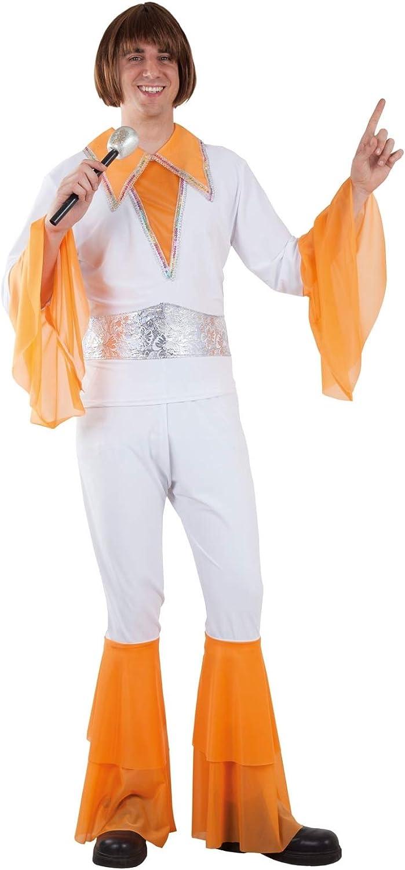 DISBACANAL Disfraz Abba para Hombre - -, XL: Amazon.es: Juguetes y ...