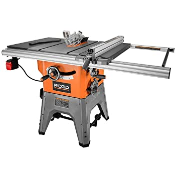 Ridgid r4512 10 in 13 amp cast irontable saw amazon ridgid r4512 10 in 13 amp cast irontable saw greentooth Image collections