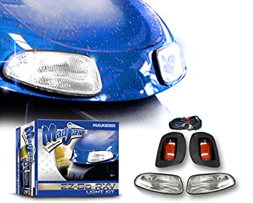 Amazon madjax 02 014 ezgo rxv 2008 up gas and electric golf madjax 02 014 ezgo rxv 2008 up gas and electric golf cart light kit sciox Gallery