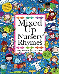 Mixed Up Nursery Rhymes (Mixed Up Series)