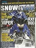 Snowtech Magazine (Spring 2013,The Viper)