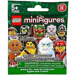 LEGO 71002 Minifigures Series 11 Random Pack
