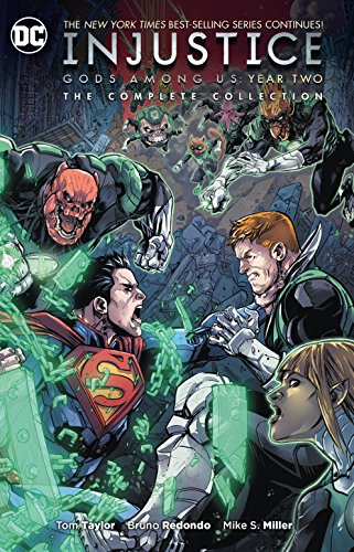 Injustice: Gods Among Us: Year Two The Complete Collection by DC COMICS
