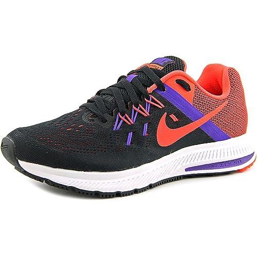 sports shoes c3bdd 0a0cb Nike Zoom Winflo 2 Women US 6. 5 Black Running Shoe