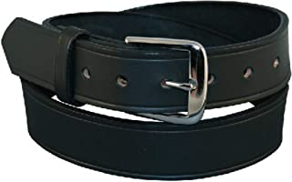 product image for Boston Leather Off Duty Garrison Belt, 1 1/2inch - 6582-3-46