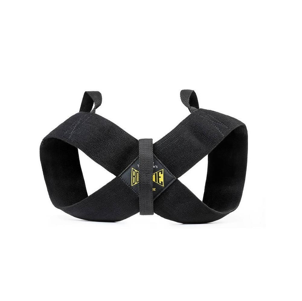 Spud Casual Bowtie Posture Support Brace Corrector No Rounded Shoulders Donnie Thompson (X-Large: 225 lbs. - 255 lbs.)