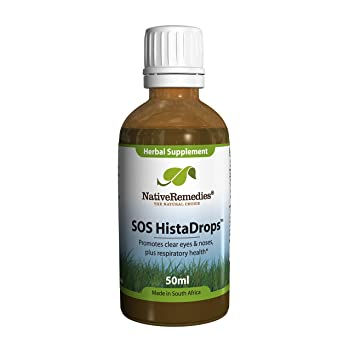 61ZsxbfWhhL. SY355  - SOS HistaDrops - Ingredients, Side Effects & Reviews